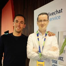 LiveChat Service op Conversational Commerce Event