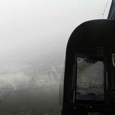 LiveChat Service beleeft hoogtepunt in helikopter!