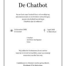 LiveChat Service neemt afscheid van de Chatbot
